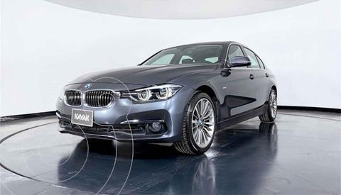 BMW Serie 3 330iA Luxury Line usado (2016) color Gris precio $369,999