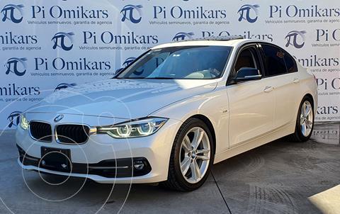 BMW Serie 3 330iA Sport Line usado (2017) color Blanco precio $420,000