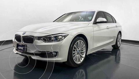 BMW Serie 3 320i Sport Line  usado (2013) color Blanco precio $274,999