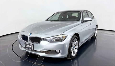 BMW Serie 3 320iA usado (2015) color Plata precio $274,999