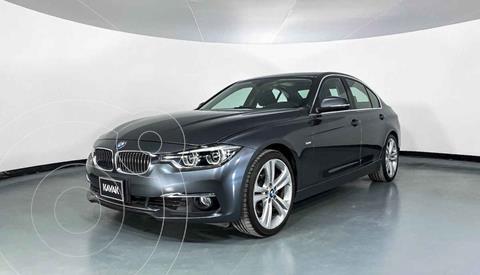 BMW Serie 3 330iA Luxury Line usado (2016) color Gris precio $357,999