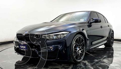 BMW Serie 3 330iA M Sport usado (2019) color Negro precio $1,142,999