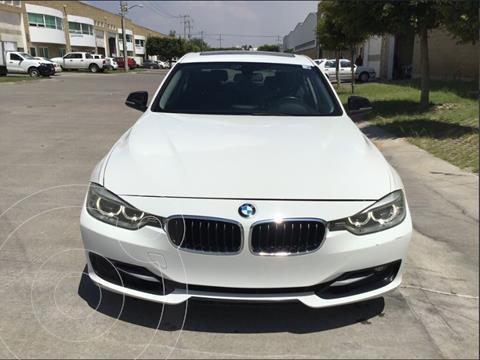 BMW Serie 3 320iA Sport Line usado (2014) color Blanco precio $154,000