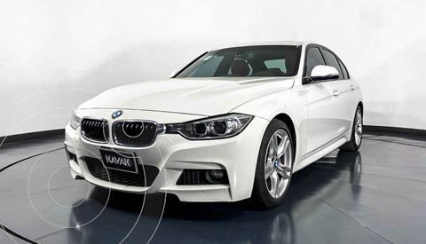 BMW Serie 3 320i Sport Line  usado (2013) color Blanco precio $324,999