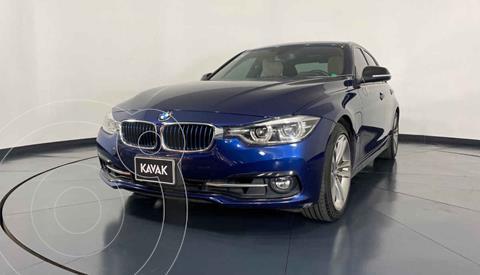 BMW Serie 3 330iA M Sport usado (2019) color Azul precio $524,999