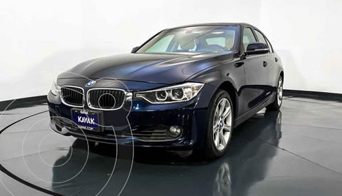 BMW Serie 3 320iA Lujo usado (2013) color Cafe precio $272,999