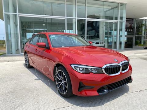 BMW Serie 3 320i Sport Line  usado (2021) color Rojo precio $849,800