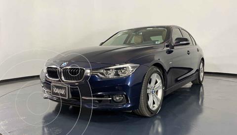 BMW Serie 3 320iA Luxury Line usado (2016) color Azul precio $369,999