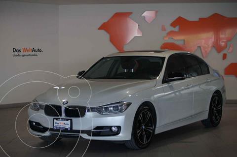BMW Serie 3 320iA M Sport usado (2015) color Blanco precio $289,900