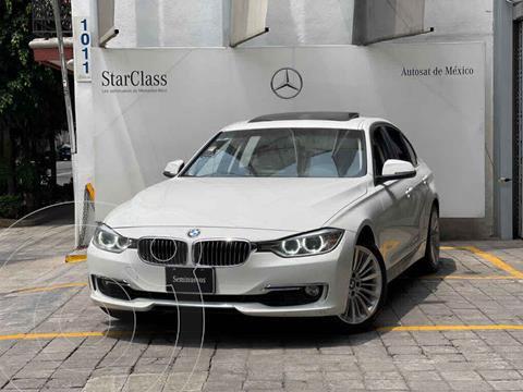 BMW Serie 3 335iA Luxury Line usado (2014) color Blanco precio $295,000