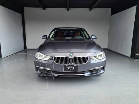 BMW Serie 3 335iA Luxury Line usado (2015) color Gris Space precio $338,000