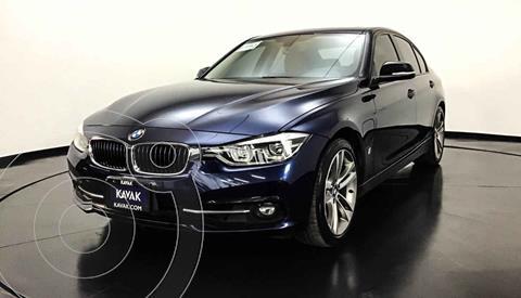 BMW Serie 3 330iA M Sport usado (2019) color Azul precio $554,999