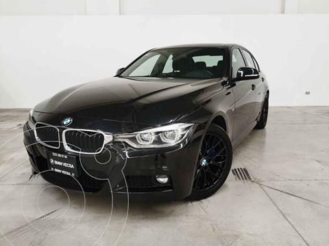 BMW Serie 3 320iA usado (2018) color Negro precio $465,000