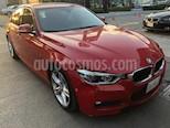 foto BMW Serie 3 330iA M Sport usado (2016) color Rojo precio $340,000