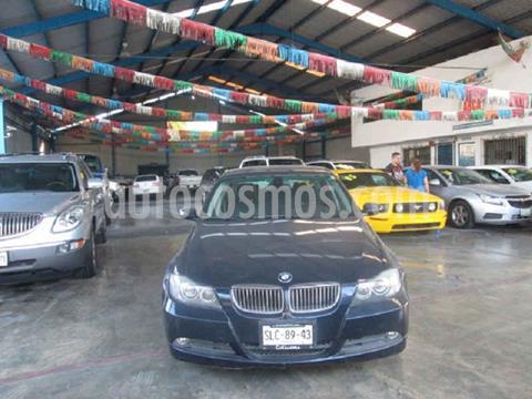 BMW Serie 3 325iA usado (2007) color Azul precio $150,000