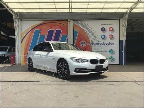 BMW Serie 3 318iA Sport Line usado (2018) color Blanco precio $248,000