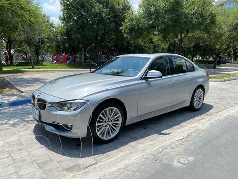 BMW Serie 3 328iA Luxury Line usado (2015) color Plata precio $299,900