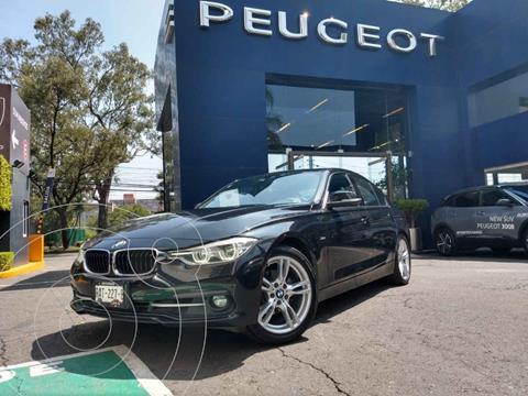 BMW Serie 3 320iA usado (2017) color Negro precio $354,900