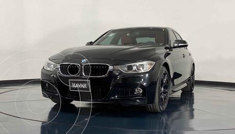 BMW Serie 3 328iA M Sport usado (2014) color Rojo precio $312,999