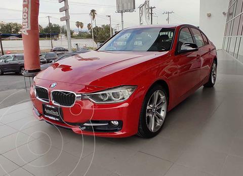 BMW Serie 3 328i Sport Line usado (2014) color Rojo precio $319,000