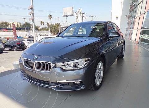 BMW Serie 3 330iA Luxury Line usado (2016) color Gris precio $389,000