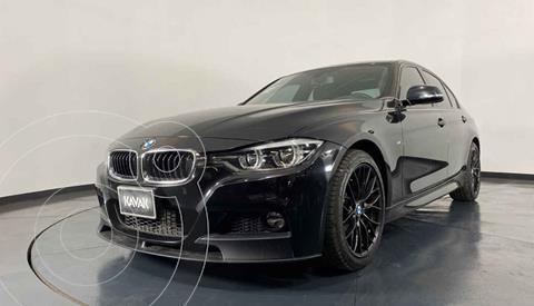 BMW Serie 3 330iA M Sport usado (2019) color Negro precio $474,999