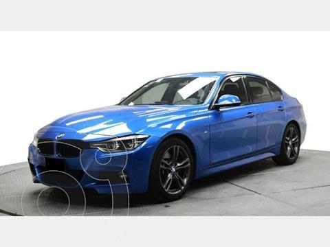 BMW Serie 3 340iA M Sport usado (2017) color Azul precio $511,000