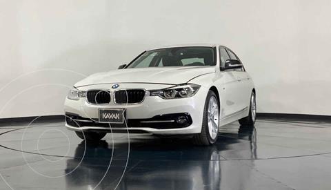 BMW Serie 3 320i Sport Line  usado (2017) color Blanco precio $399,999