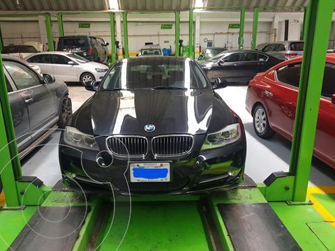 BMW Serie 3 325iA Exclusive usado (2012) color Negro precio $165,000