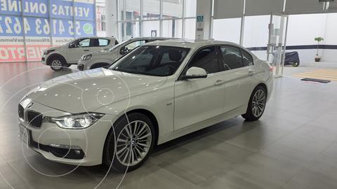 BMW Serie 3 330iA Luxury Line usado (2017) color Blanco precio $420,000