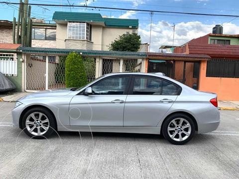 BMW Serie 3 330e Luxury Line (Hibrido) Aut usado (2018) color Plata precio $617,640