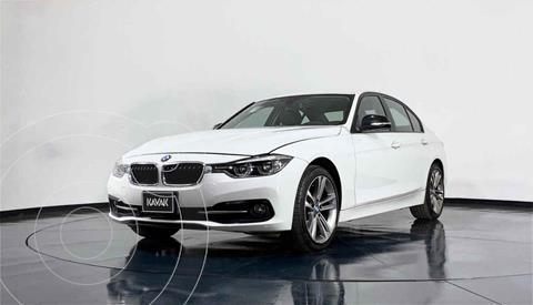 BMW Serie 3 318iA Sport Line usado (2018) color Blanco precio $419,999