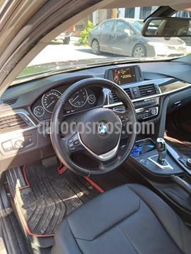 BMW Serie 3 320i Luxury Line usado (2016) color Gris Mineral precio $350,000