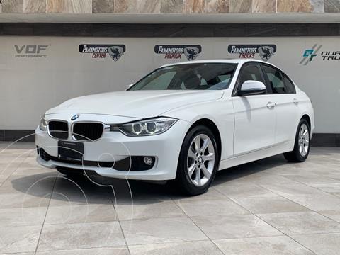 BMW Serie 3 325iA Bussines usado (2015) color Blanco precio $265,000