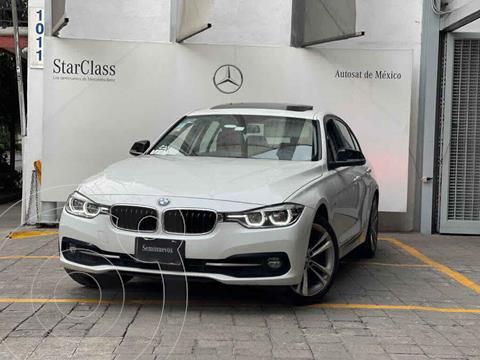 BMW Serie 3 330iA Sport Line usado (2018) color Blanco precio $490,000