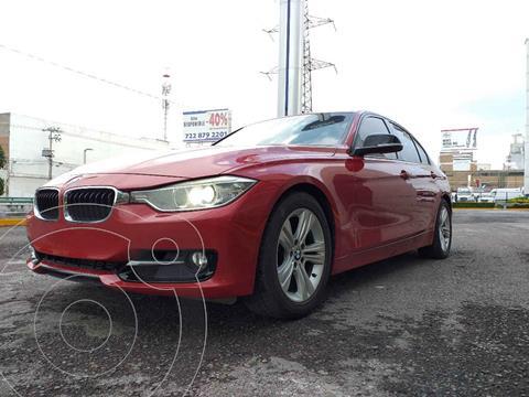 BMW Serie 3 320iA Sport Line usado (2014) color Rojo precio $250,000