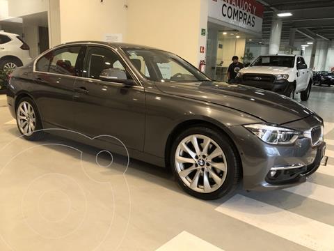 BMW Serie 3 330e Luxury Line (Hibrido) Aut usado (2017) color Gris Oscuro precio $430,000