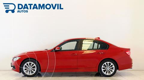 BMW Serie 3 320iA usado (2016) color Rojo precio $299,000