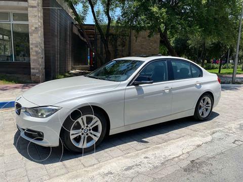 BMW Serie 3 320iA Sport Line usado (2013) color Blanco precio $279,900