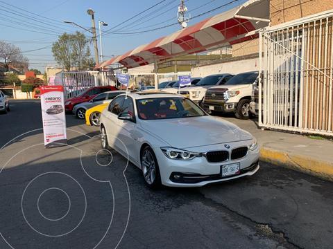 BMW Serie 3 330iA Sport Line usado (2017) color Blanco precio $440,000