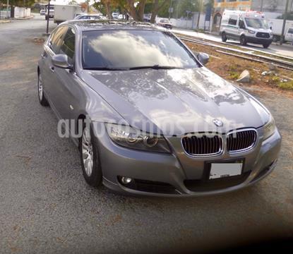 BMW Serie 3 325iA Sport Navi usado (2010) color Gris precio $130,000
