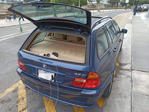BMW Serie 3 330i Aut  usado (2001) color Azul precio u$s11,300