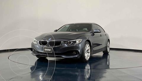 BMW Serie 4 Coupe Version usado (2016) color Gris precio $418,999