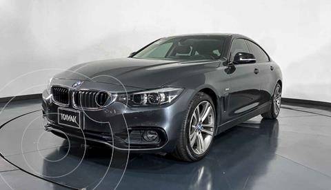 BMW Serie 4 Coupe 420iA Gran Coupe Sport Line Aut usado (2018) color Gris precio $494,999