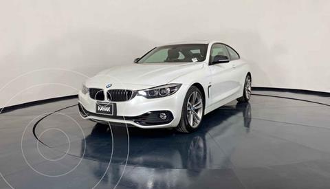 BMW Serie 4 Coupe 420iA Coupe Sport Line Aut usado (2018) color Blanco precio $487,999
