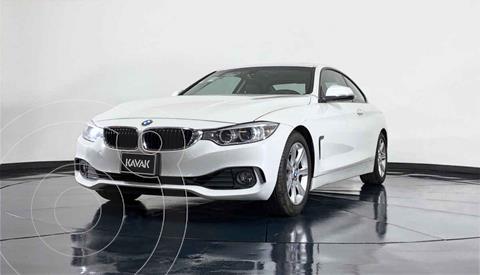 BMW Serie 4 Coupe Version usado (2016) color Blanco precio $369,999