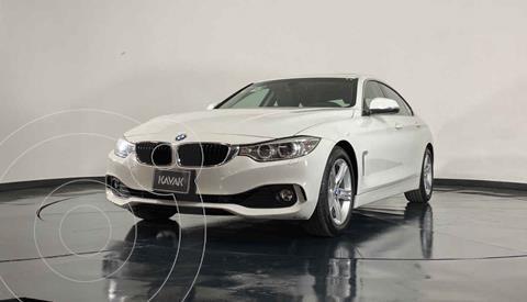 BMW Serie 4 Coupe 420iA Gran Coupe Aut usado (2017) color Blanco precio $413,999