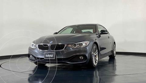 BMW Serie 4 Coupe 428iA Coupe Sport Line Aut usado (2014) color Gris precio $405,999
