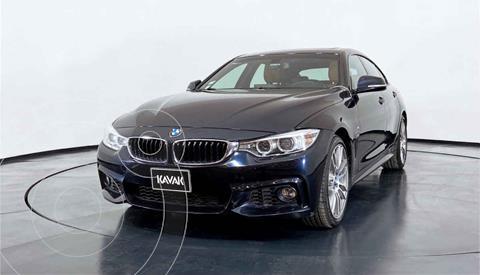 BMW Serie 4 Coupe 435iA Gran Coupe M Sport Aut usado (2016) color Cafe precio $489,999