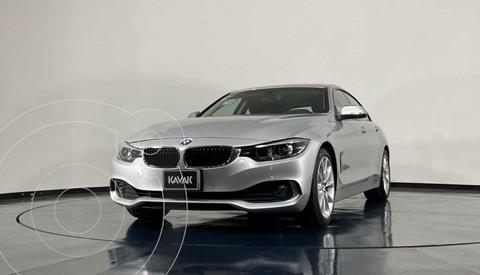 BMW Serie 4 Coupe 420iA Gran Coupe Aut usado (2017) color Plata precio $419,999